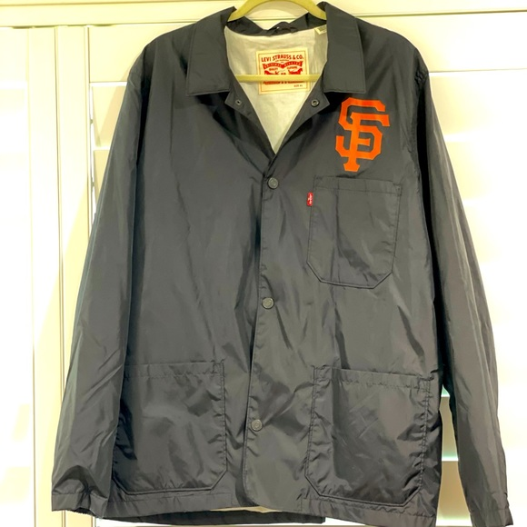 San Francisco Giants Levi Jacket